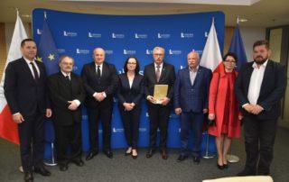 Umowa o dofinansowanie DPS-U w Rejowcu podpisana