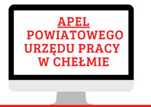 Apel PUP w Chełmie
